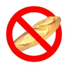 Pan prohibido