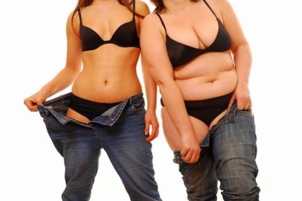 Resultado de imagen de michelines y grasa corporal